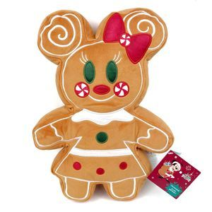 Minnie Mouse Gingerbread Scented Plush Small 12''
